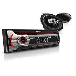 CarStudio Sistema de audio para el automóvil