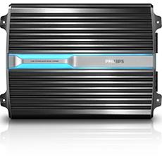 CMP400/55  Sistema de entretenimiento para el auto