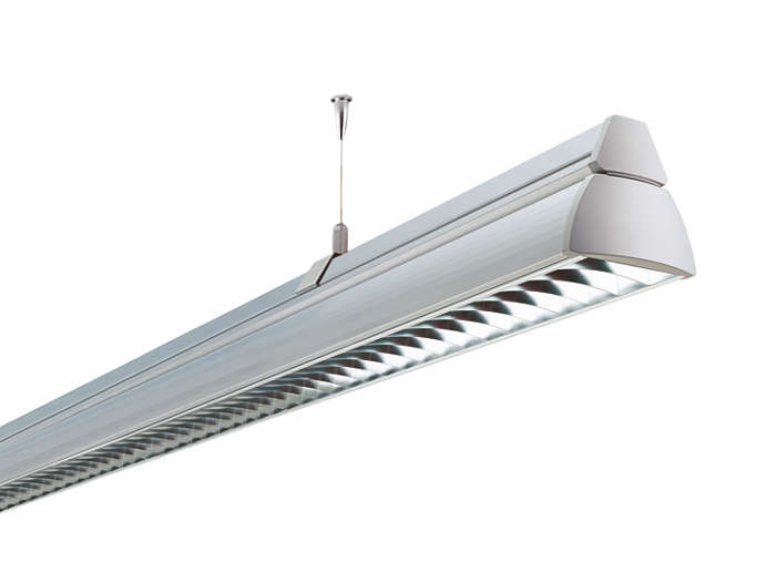 Maxos TL-D standard trunking for LED