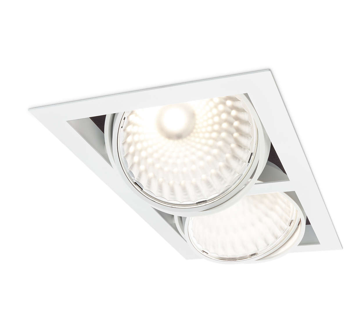GreenSpace Accent Gridlight