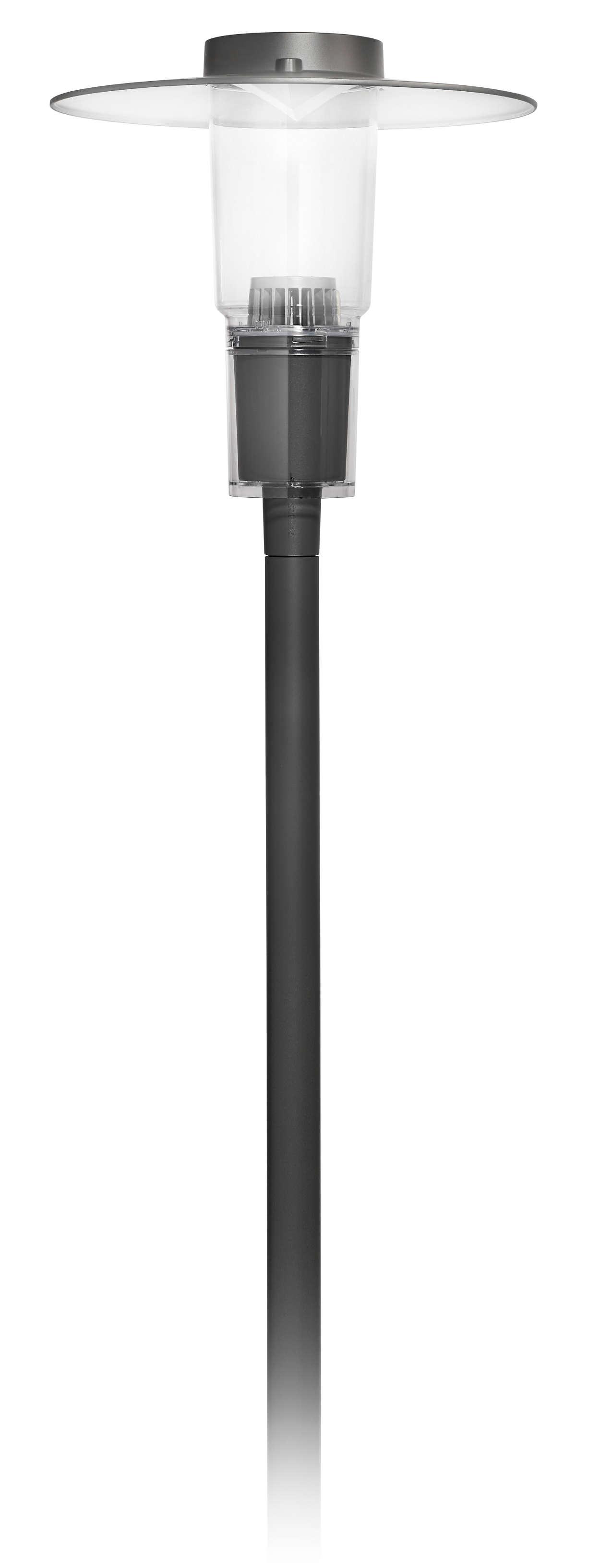 CitySpirit²  LED Réflecteur Classique