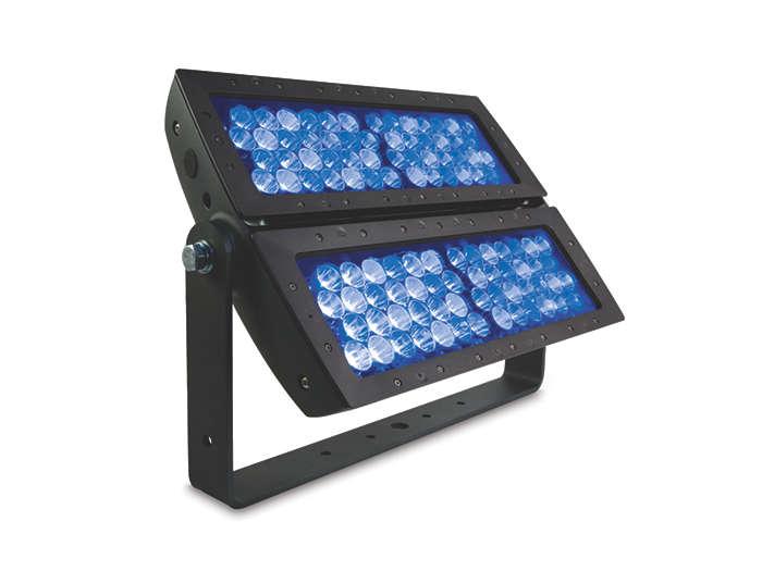 eColor Reach Powercore gen2 floodlighting Blue LED fixture