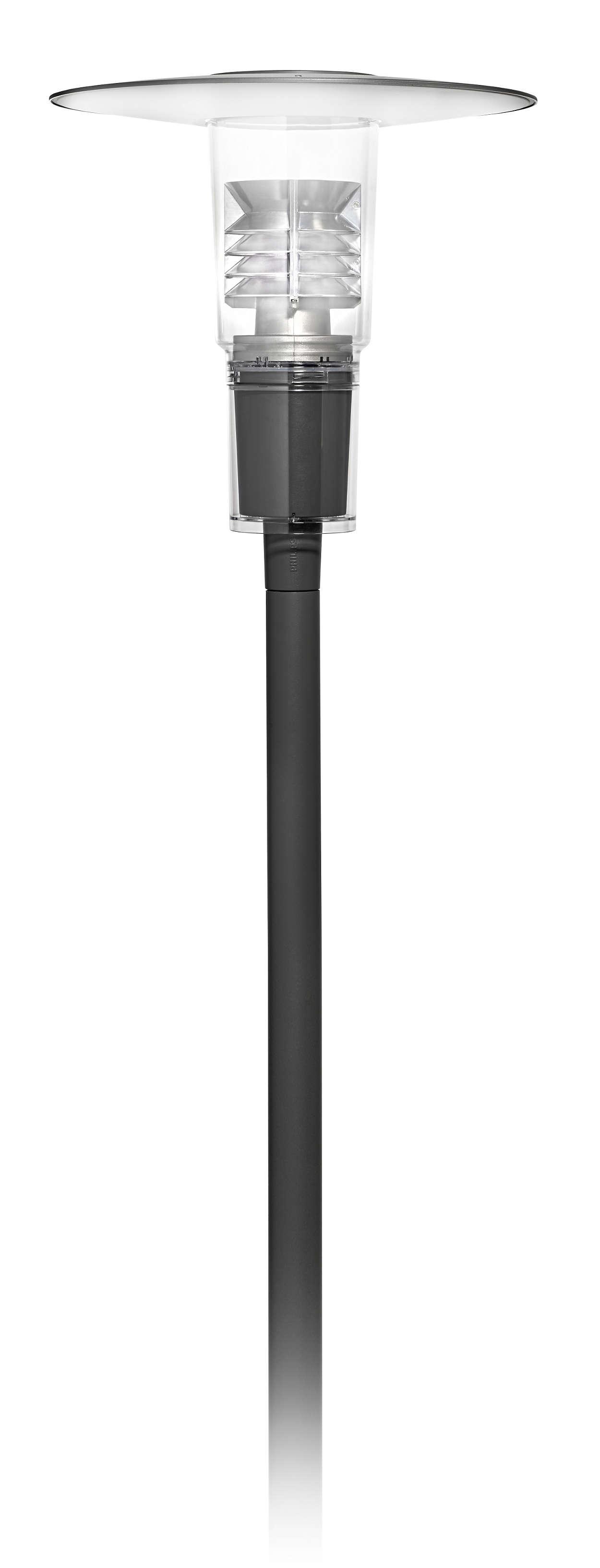 CitySpirit² Réflecteur Moderne