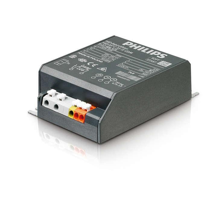Компактный AspiraVision для ламп CDM