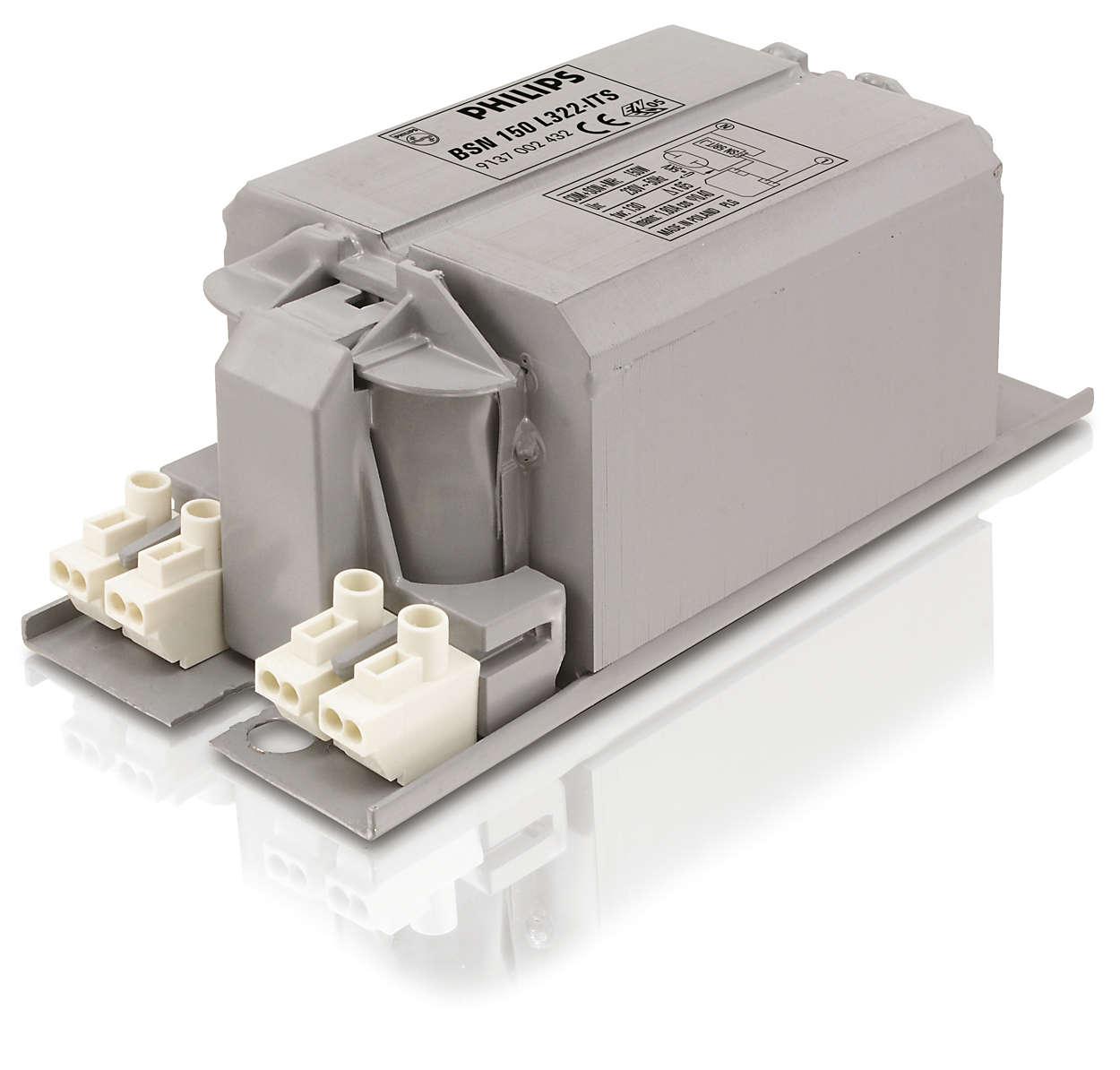 HID-Basic BSN/BMH semi-parallelle ontsteker