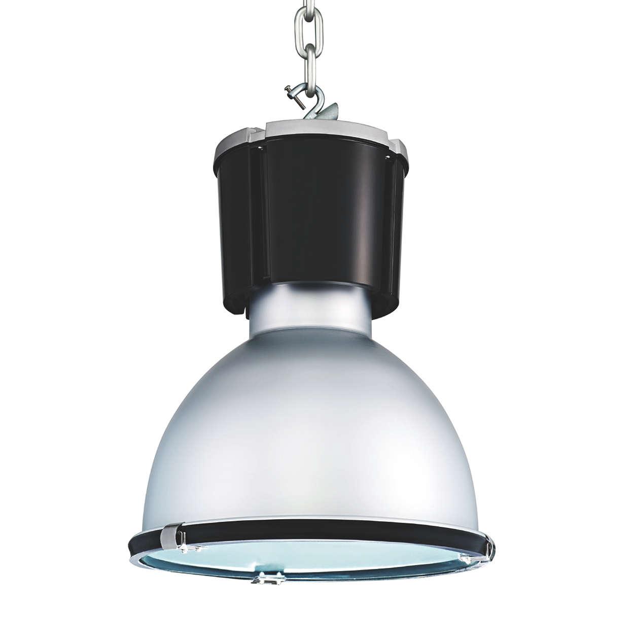 endurabay hpk138 238 high bay philips lighting. Black Bedroom Furniture Sets. Home Design Ideas
