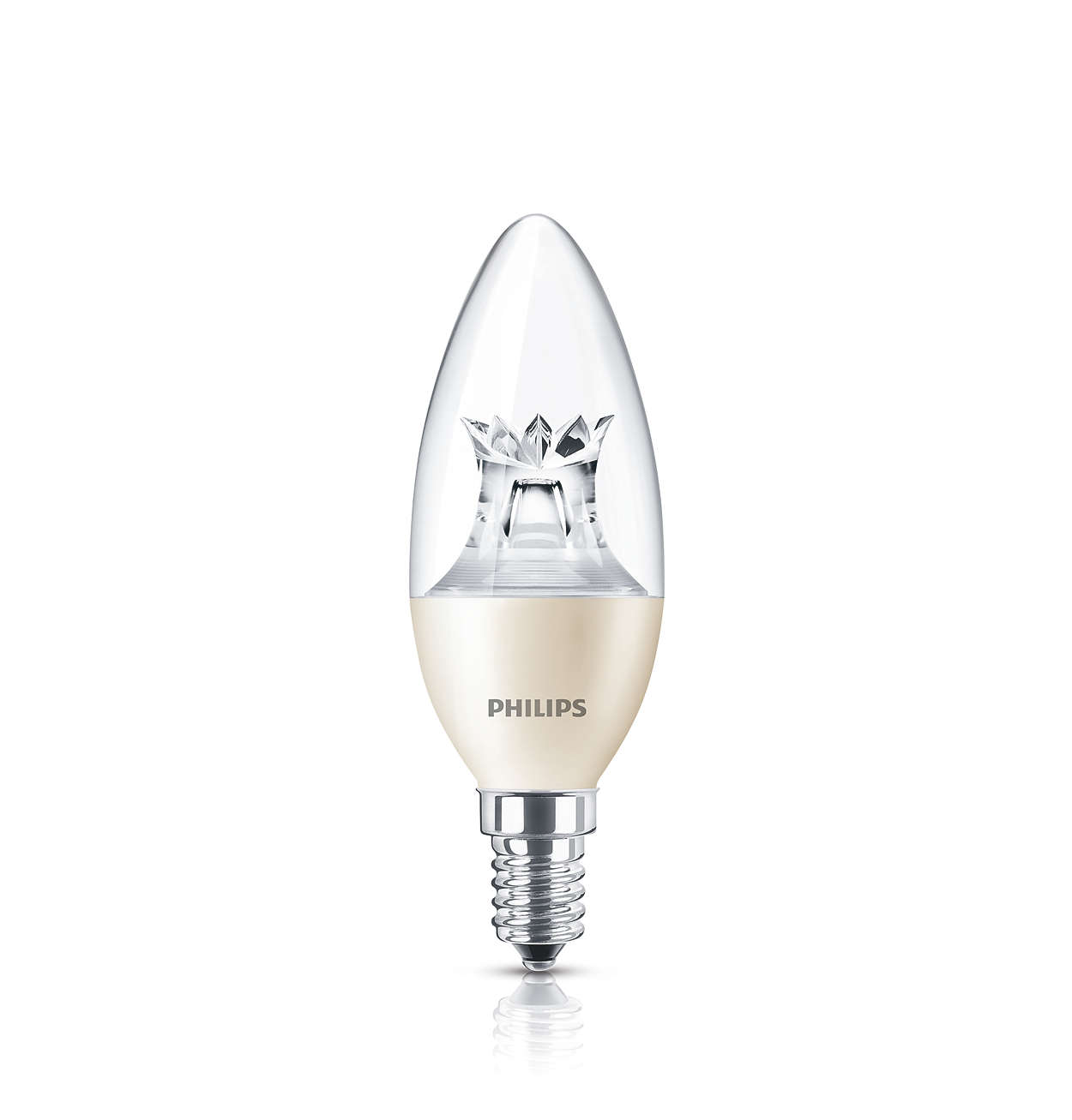 master ledcandle diamondspark led lamps philips lighting. Black Bedroom Furniture Sets. Home Design Ideas