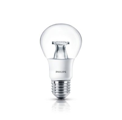 MASTER LEDbulb E27 Kolbenform