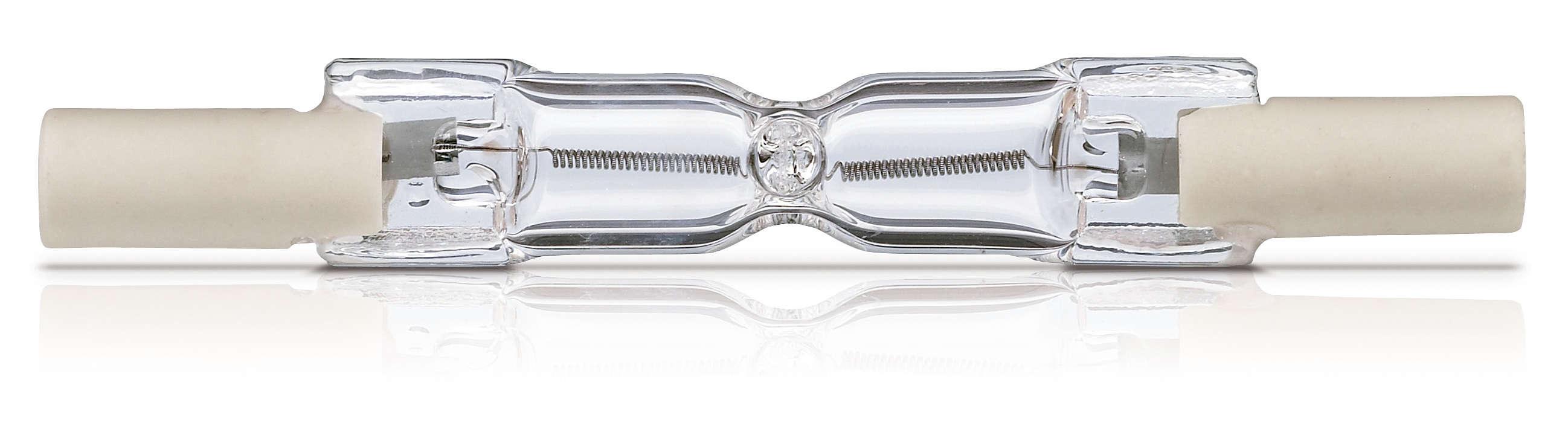 Plusline Halogenstab 78mm