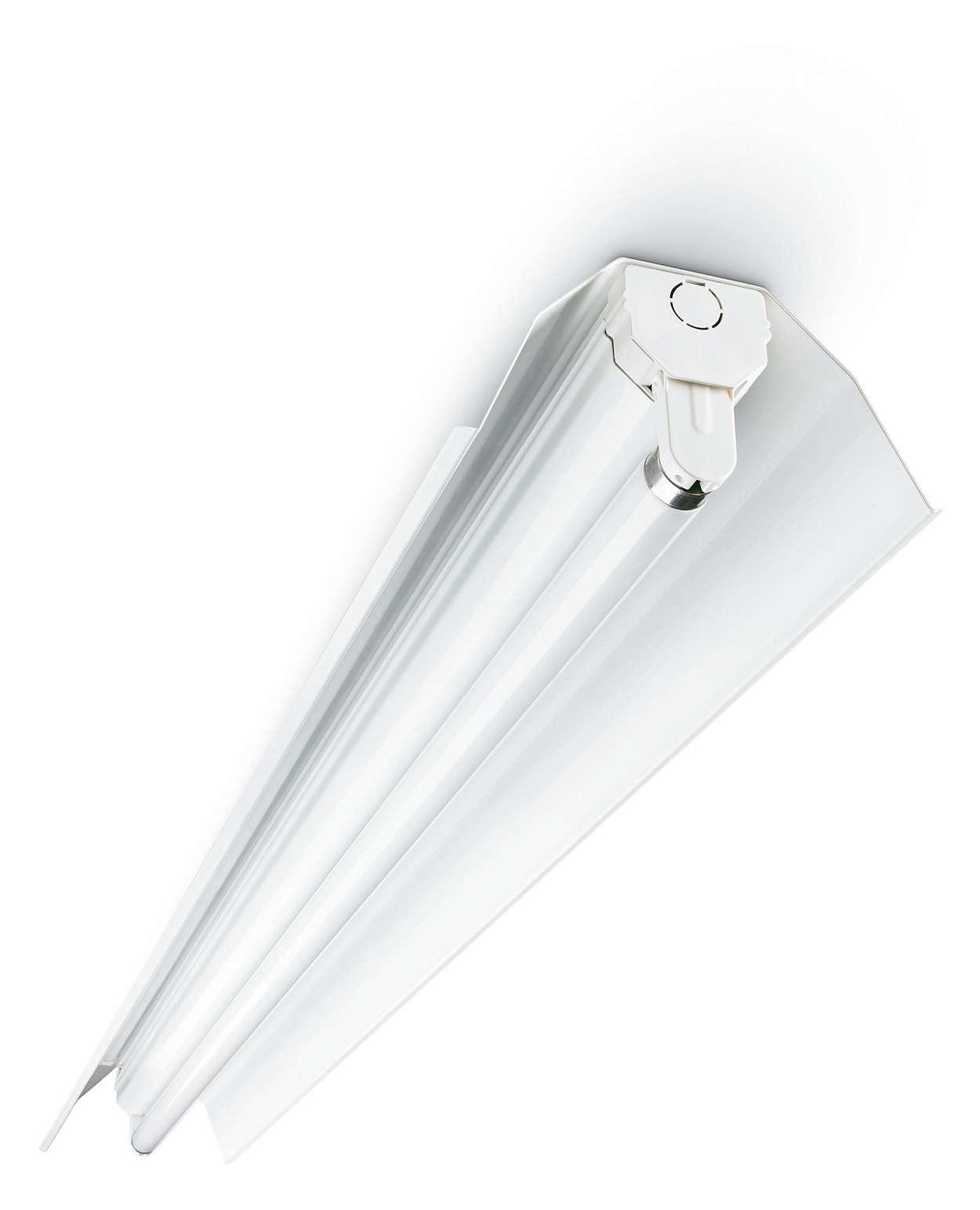 tms 022 regletas philips lighting. Black Bedroom Furniture Sets. Home Design Ideas