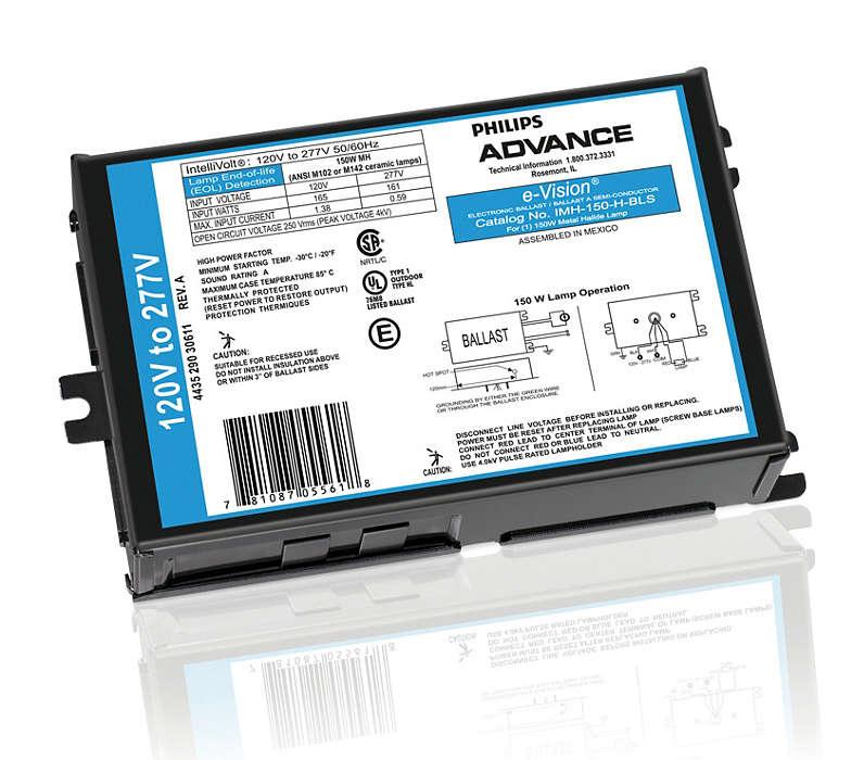 e-Vision Low Wattage 20-150W