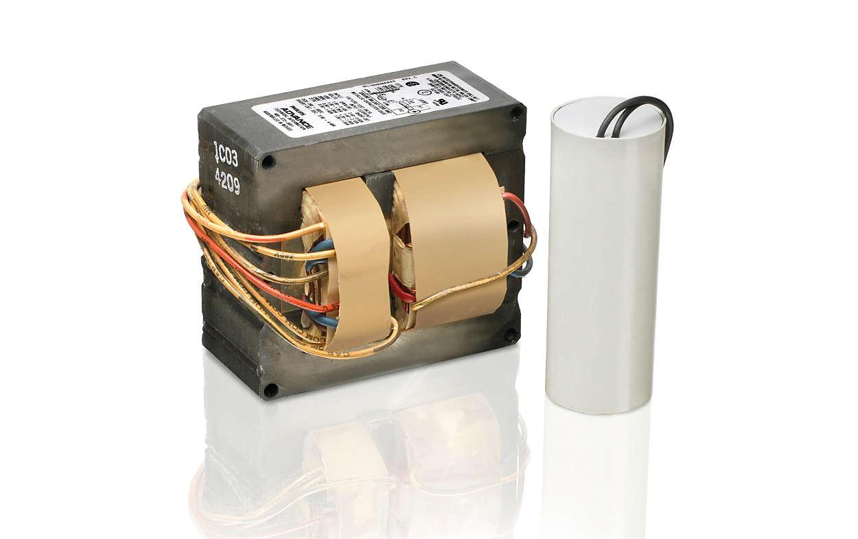 Core & Coil (71A) HPS 200W - 400W