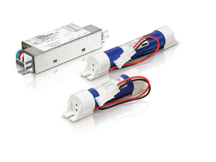 Xitanium LED Driver Indoor Emergency