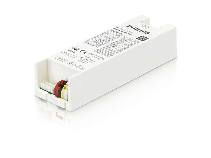 Xitanium/Fortimo LED Drivers Indoor Click