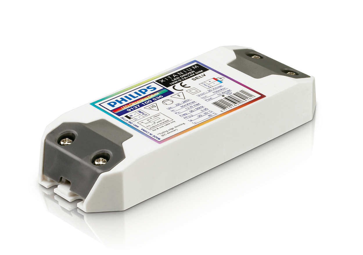 Xitanium LED Driver Indoor Dimmable
