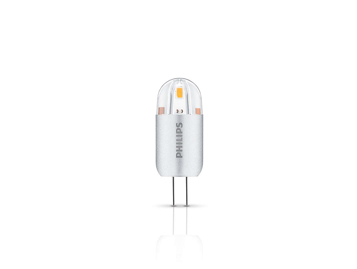 CorePro LEDcapsule G4 Stiftsockellampen