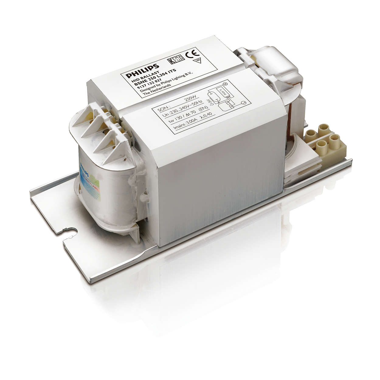 HID-Basic Semi-Parallel ballasts for SON/CDM/MH lamps