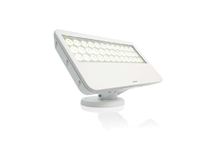 eW Blast Powercore surface-mounted LED fixture