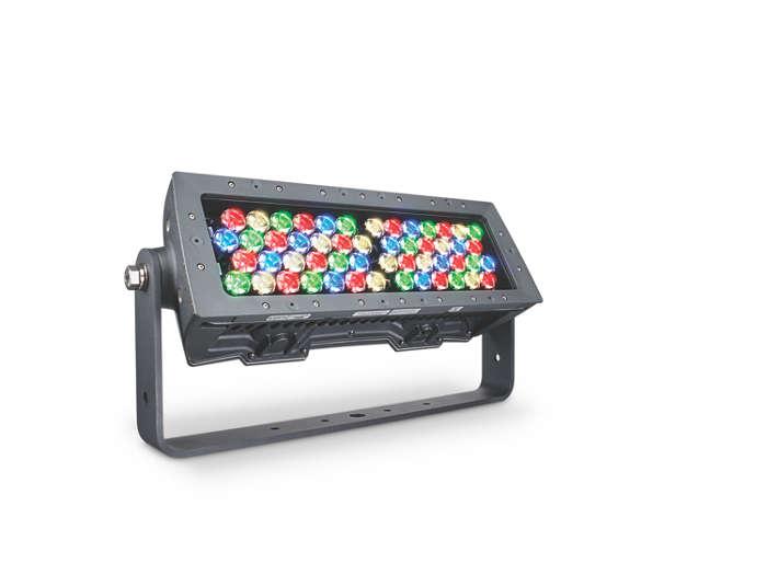ColorReach Compact Powercore four channel floodlight LED fixture