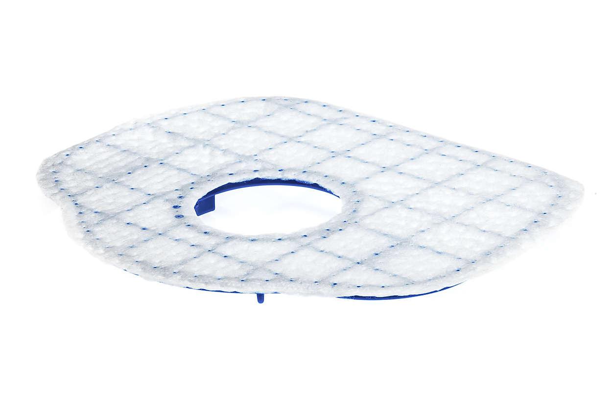Duurzaam filter voor SmartPro Compact