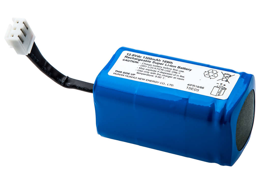 Batería recargable para SmartPro Compact