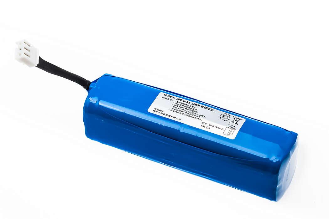 Wiederaufladbarer Akku für SmartPro Compact