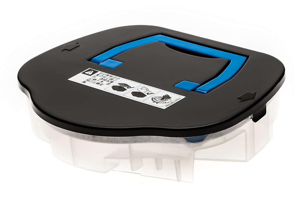 Compartiment à poussière pour SmartPro Compact