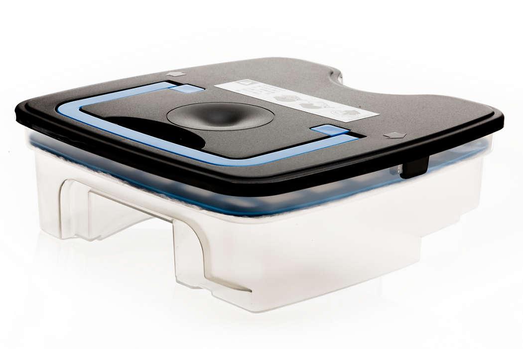 Depósito para el polvo para SmartPro Active