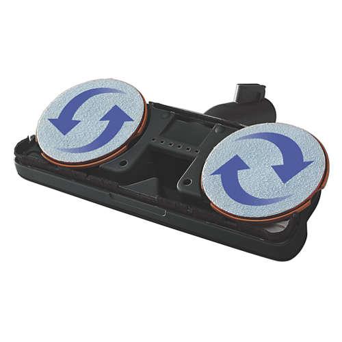 Mikrofaser-Polierpad