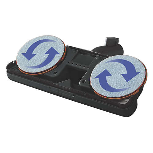 Micro-fibre polishing pad