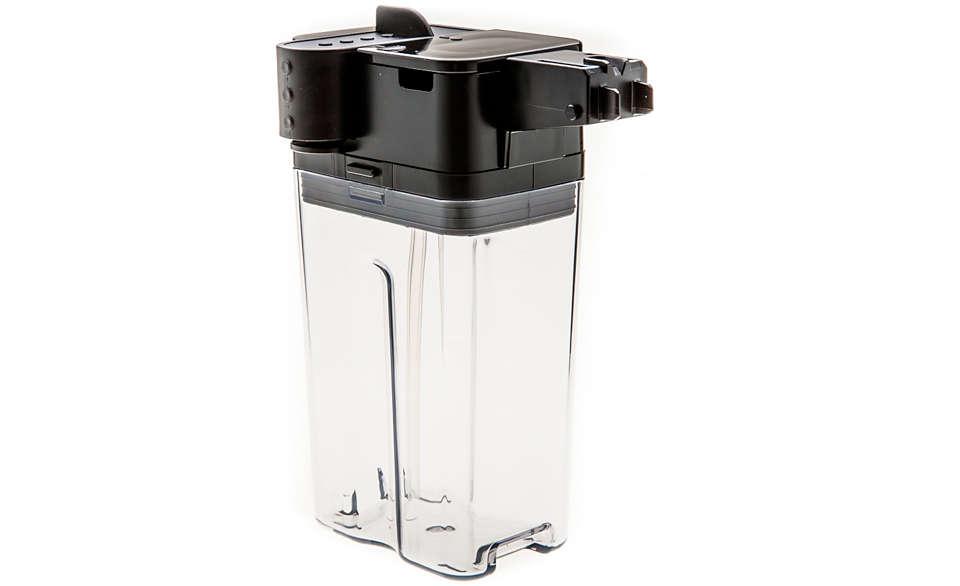 Kit de recipientes para la leche completo