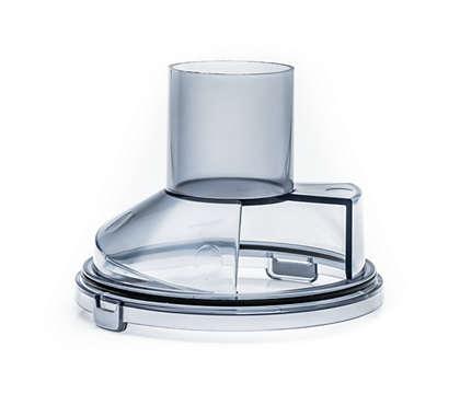 Łatwy w opróżnianiu pojemnik na kurz z przyciskiem zwalniającym.