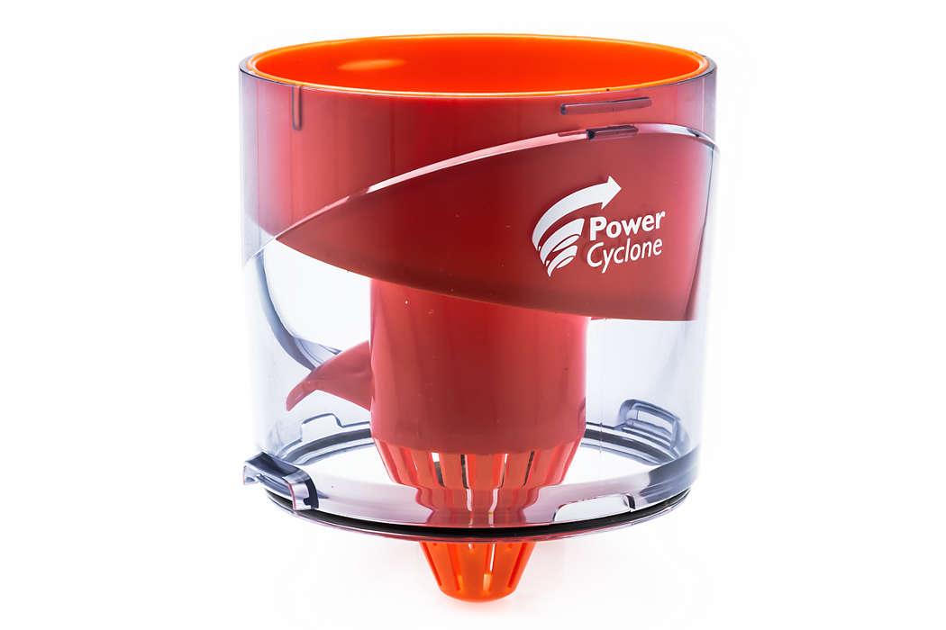 Accessoire pour PowerPro Aqua permettant de séparer la poussière