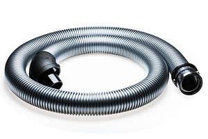 Original slange, kompatibel med FC8370…FC8399, slange