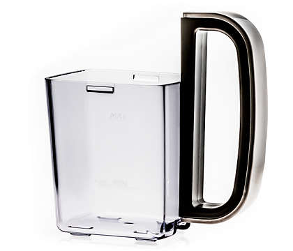 Carafe with handle