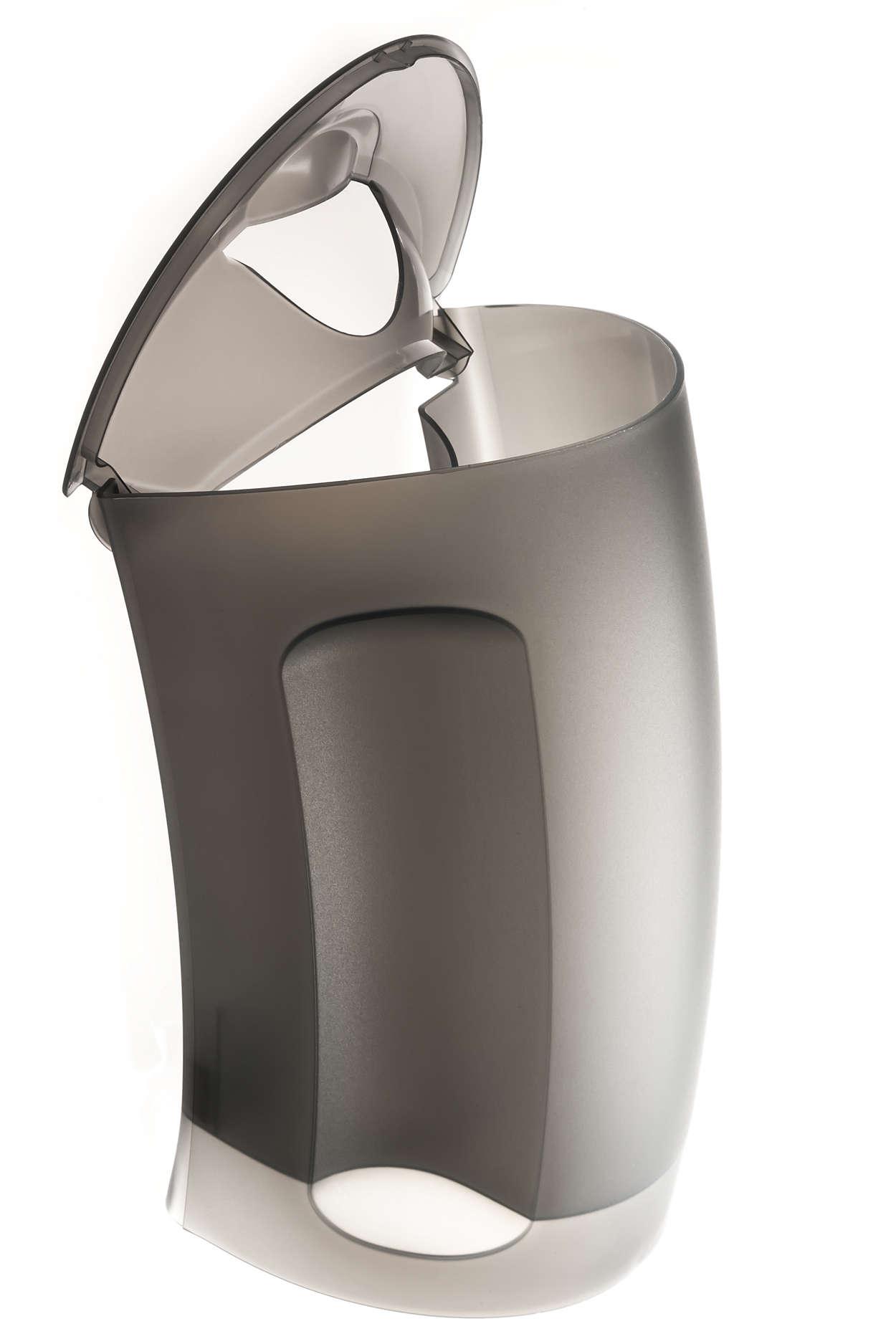 Depósito de agua extra grande