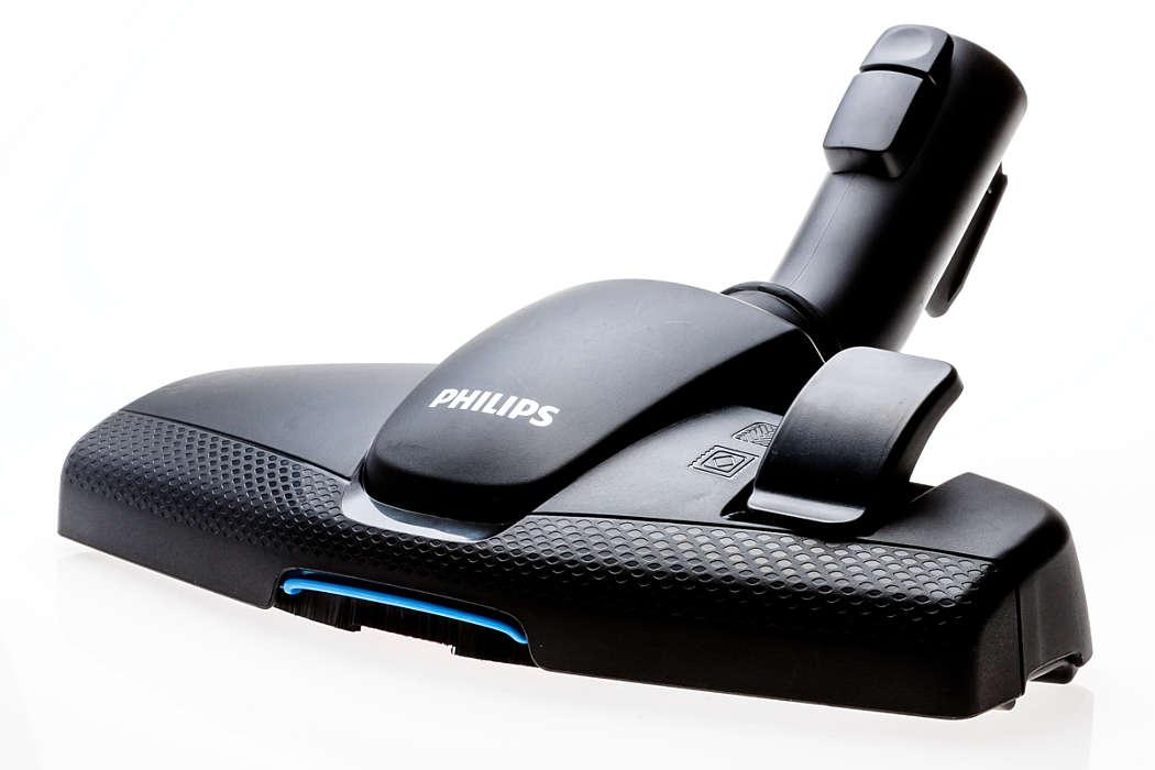 MultiClean-mondstuk voor diepe reiniging van alle vloeren