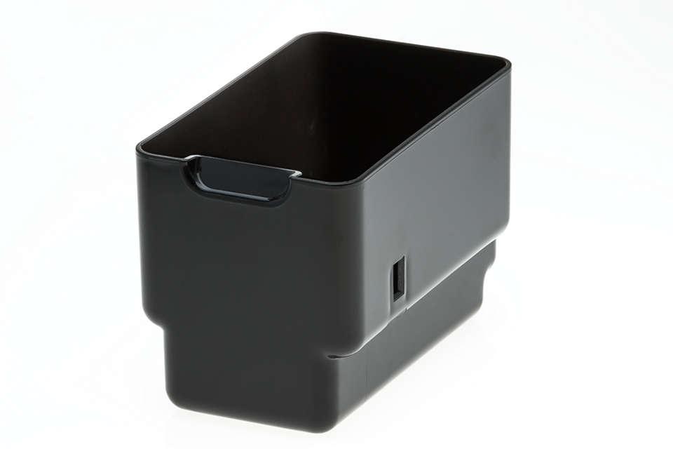Compartimento de desecho