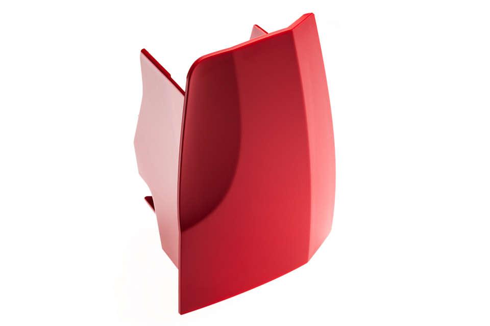 Behållare för malet kaffe
