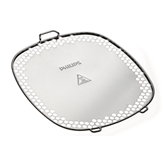 CP0348/01 -    Stainless steel Airfryer lid