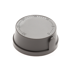 CP0356/01 -    Grey ON/OFF Knob for Airfryer