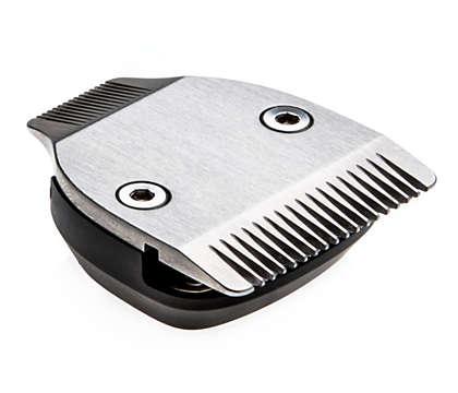 Kam voor de baardtrimmer