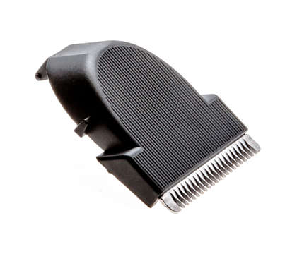 Une pièce de votre tondeuse à cheveux