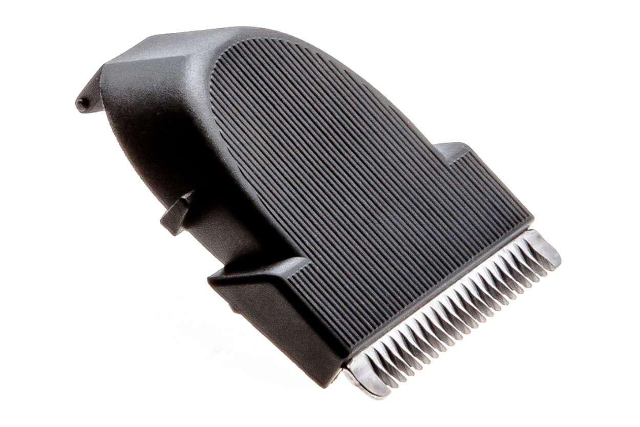 En del av hårklipparen
