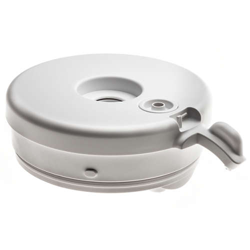 Food steamer lid