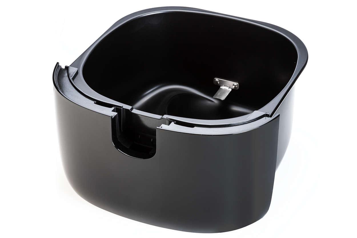 för att ersätta den aktuella yttre skålen