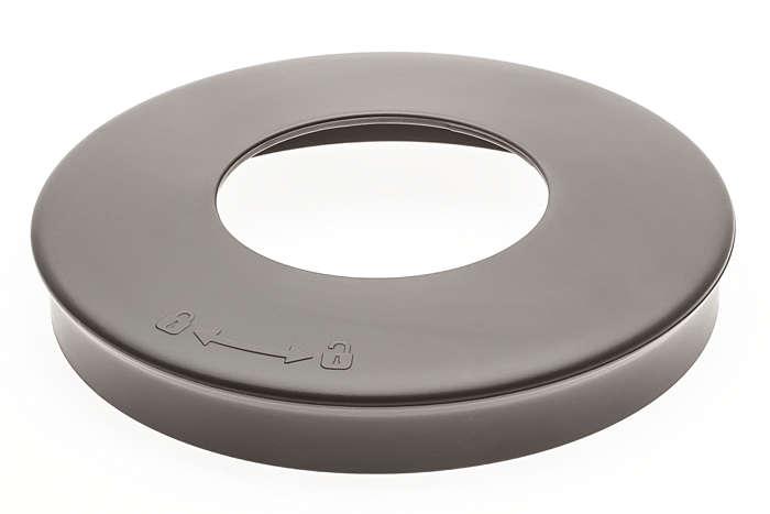 per sostituire il coperchio del pestello in uso