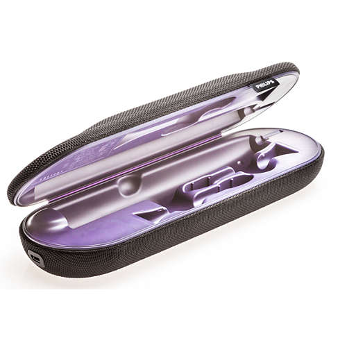 Charging travel case