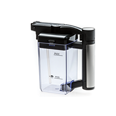 CP0502/01  Kit de recipientes para la leche completo