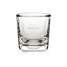 CP0553/01 -   DiamondClean Skleněný pohárek